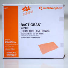 Bactigras wound product