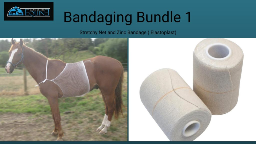 Bandaging bundle